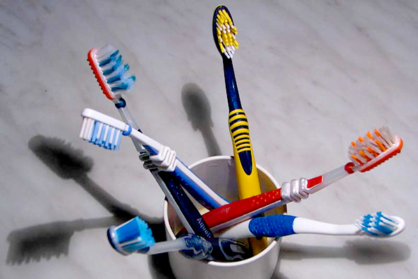 Your toothbrush should be able to reach all parts of your mouth