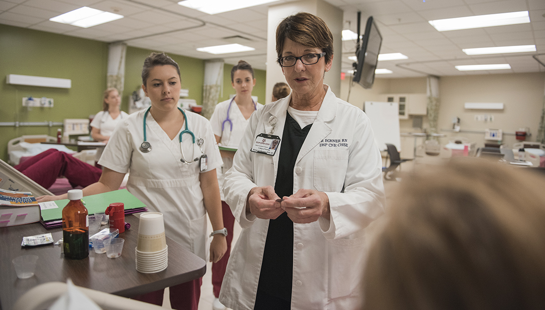Texas A&M College of Nursing ranks among the best in Texas