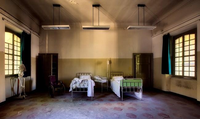rural hospital closure