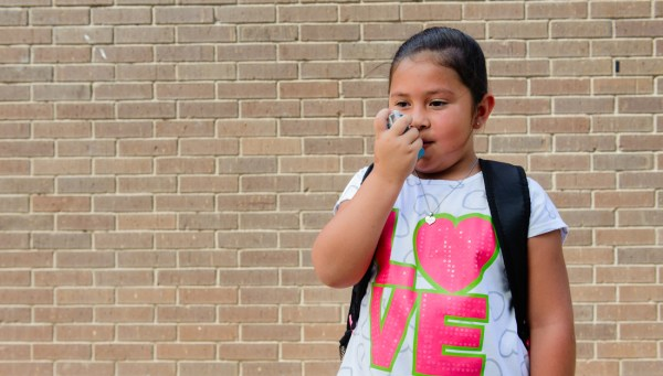 asthma in south texas