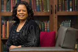 Lavern Holyfield has dedicated her career to inclusion and diversity in academics