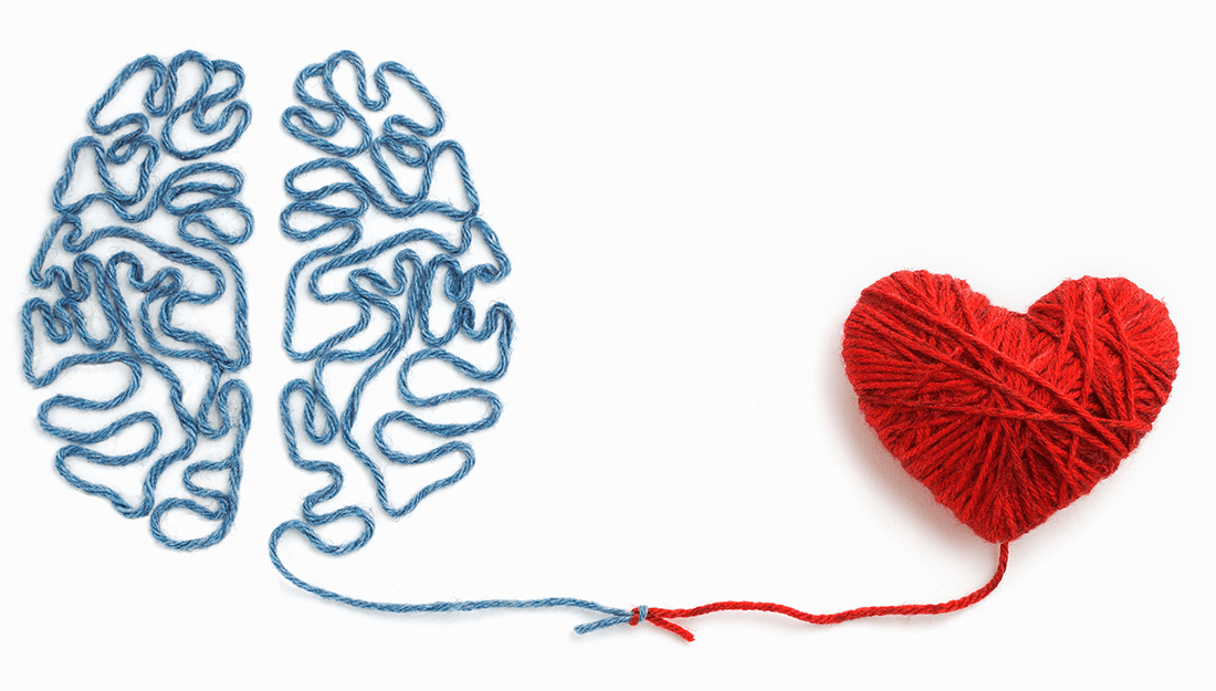 love impacts the brain and body