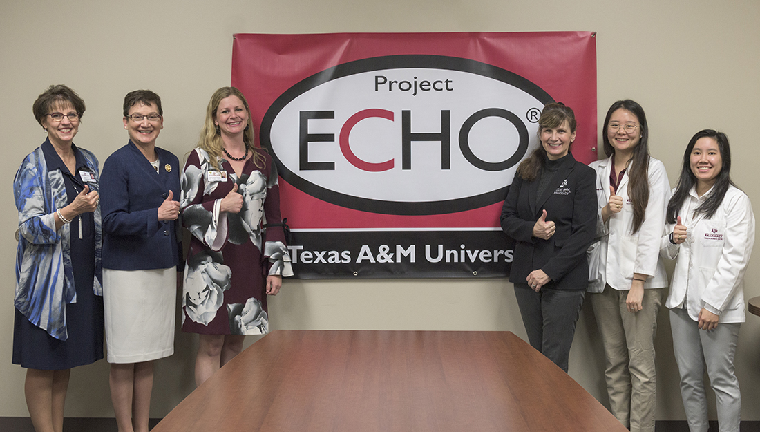 New telehealth program, Project echo, will bring specialist and team-based health care to patients with opioid dependencies
