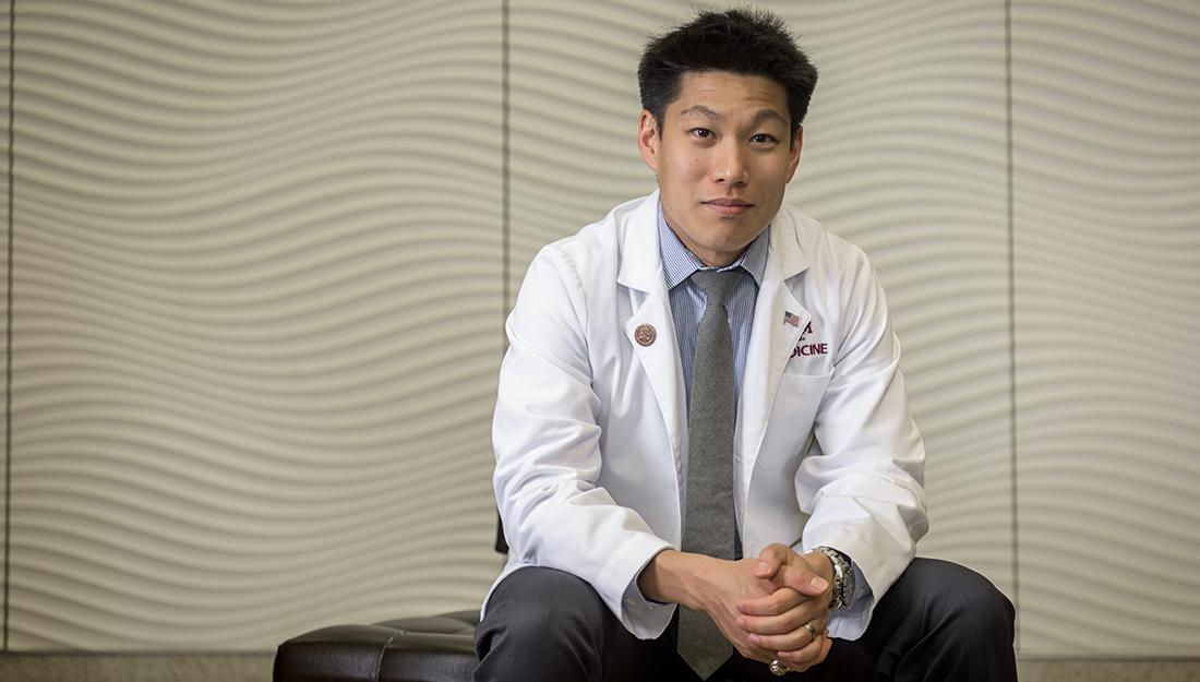 Justin Gor Texas A&M College of Medicine 2019 Tillman Scholar