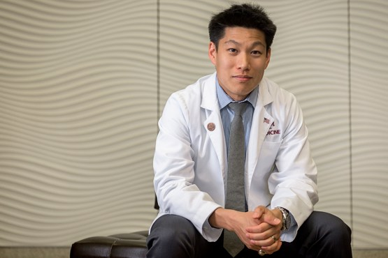 Justin Gor Texas A&M College of Medicine 2019 Tillman Scholar