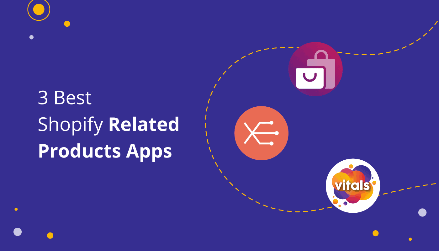 Shopify app - related products