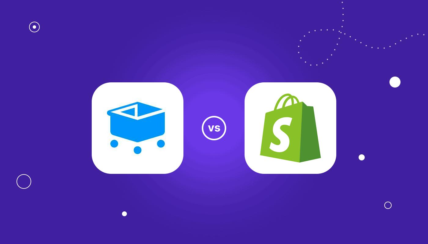 Samcart vs shopify