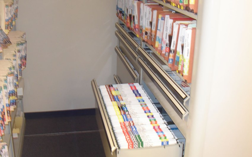 Healthcare Storage Systems