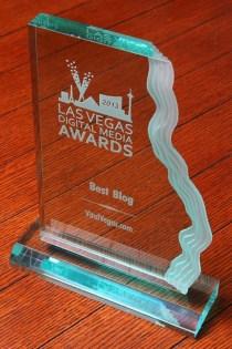 Las Vegas Digital Media Award