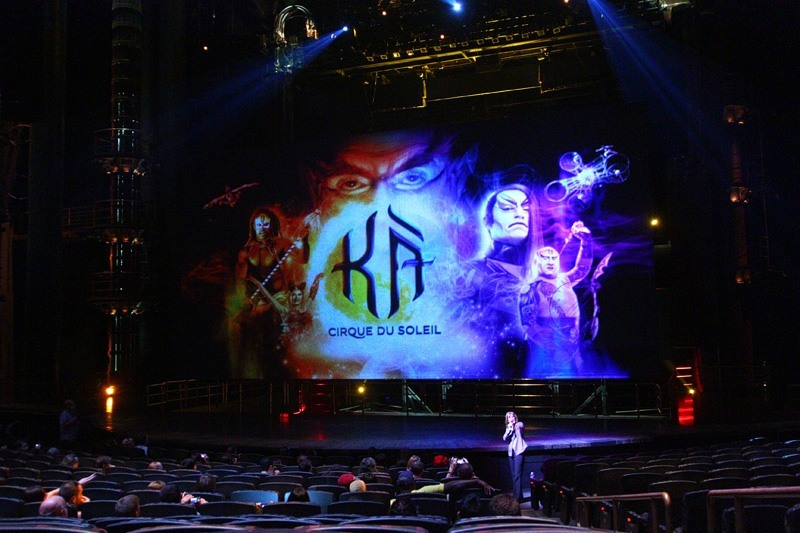 Ka Theater Mgm Seating Chart