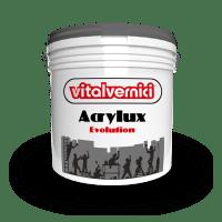 Pittura acrilica elastomerica supercoprente