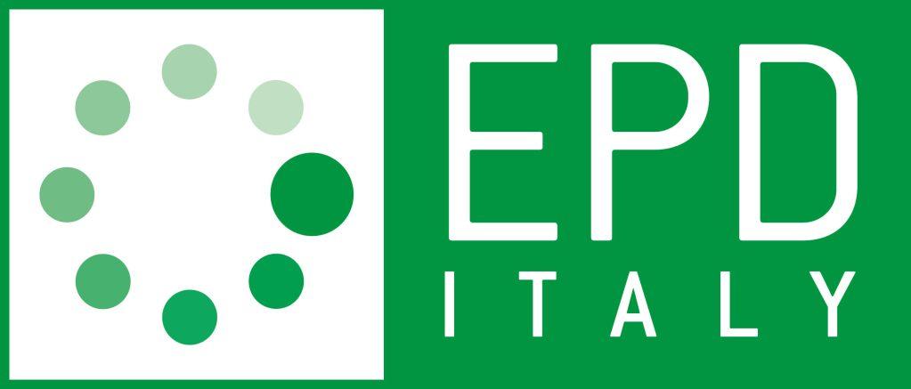Logo certificazione EPD Italy