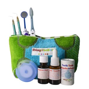 holistic dental care kit