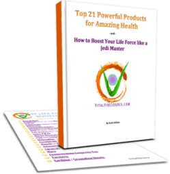 Top 21 Products for Amazing Health