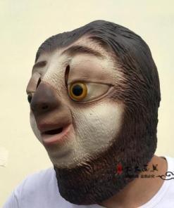 Маска ленивца Флеша из Зверополиса