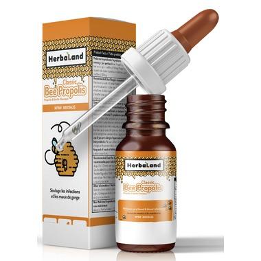 عكبر النحل Herbaland Bee Propolis Drops 30 ml