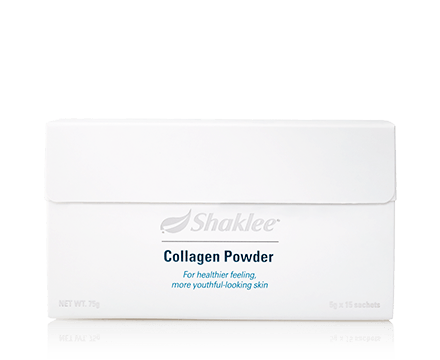 Harga Collagen Powder Shaklee 2016
