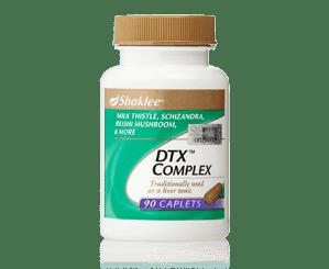 Harga DTX Complex Shaklee Harga 2019