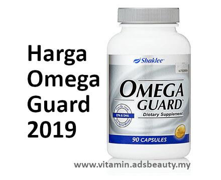 Harga Omega Guard Shaklee Harga 2019