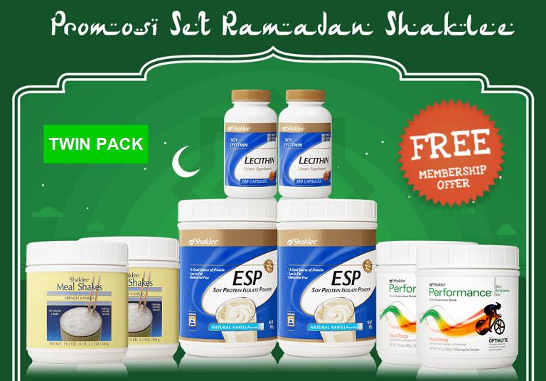 Set Puasa Shaklee Harga Jimat Puasa Dengan Shaklee - Harga Ahli Set Ramadan