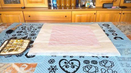 resina sciolta beeswax wrap
