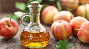 Apple Cider Vinegar - Cuka Apple - Makanan Beralkali Untuk Kurangkan Asid Urik Pesakit Gout