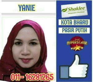Pengedar Shaklee KB, Kota Bharu dan Pasir Putih, Kelantan