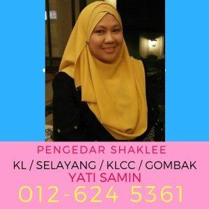 Pengedar Shaklee Kuala Lumpur - Pengedar Shaklee Selayang, KLCC - Pengedar Shaklee Gombak - Pengedar Vivix Shaklee Selayang - Agen Shaklee Selayang