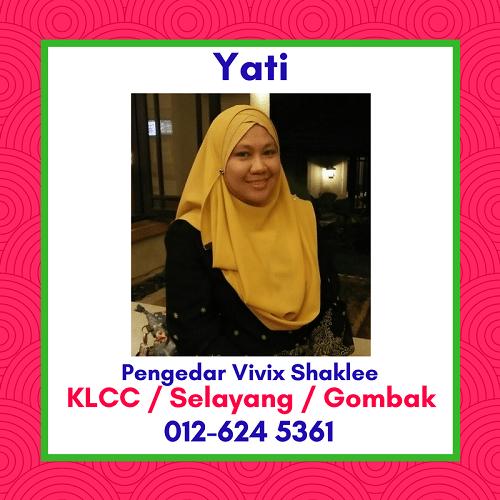 Pengedar Vivix Shaklee Selayang, KLCC & Gombak | Agen Vivix Shaklee, Stokis Shaklee KL