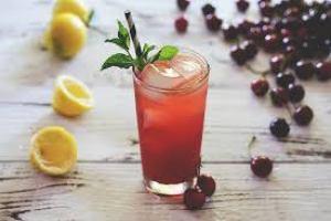 Resepi Jus Penawar Gout Yang Sedap, Mudah dan Berkesan - Cherry Lemon Jus