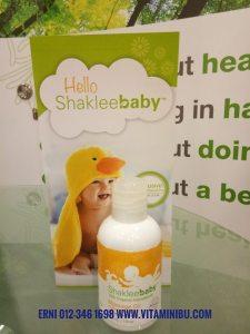 ShakleeBaby -Shaklee Baby - Set Penjagaan Bayi Terbaik - Bebas Bahan Kimia Berbahaya - ShakleeBaby Massage Oil