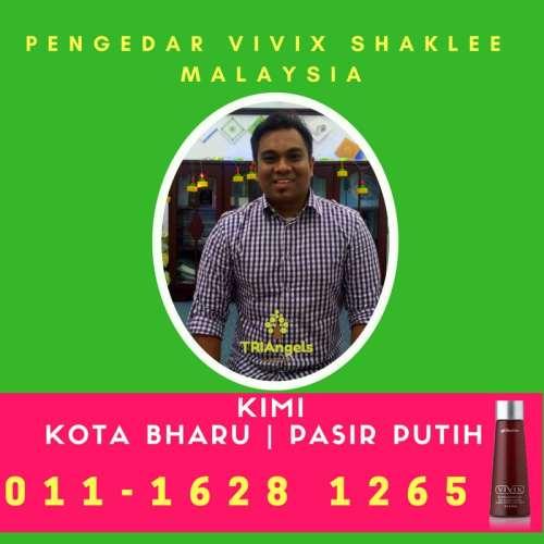 Agen Shaklee KB, Kota Bharu, Pasir Putih