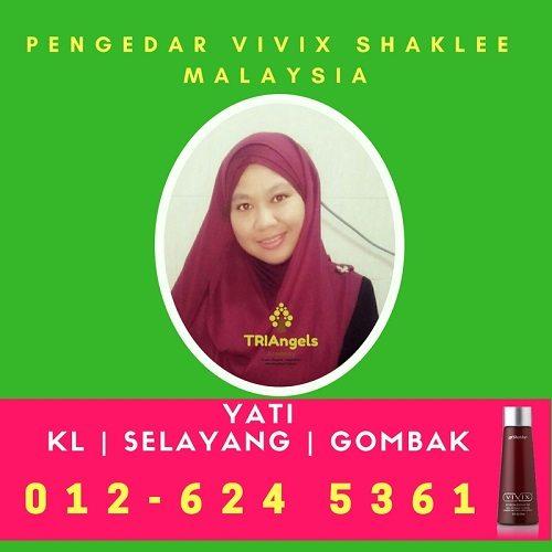 Pengedar Shaklee KL - Pengedar Vivix Shaklee Kuala Lumpur - Agen Vivix Shaklee KL- Stokis Shaklee KL - Pengedar Shaklee KLCC - Pengedar Shaklee Selayang
