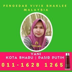 Pengedar Shaklee / Pengedar Vivix Shaklee Kota Bharu & Pasir Putih