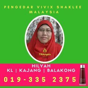 Pengedar Shaklee Kuala Lumpur, Kajang & Balakong