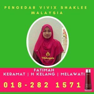 Pengedar Shaklee Kuala Lumpur - Pengedar Vivix Shaklee Kuala Lumpur - Agen Vivix Shaklee Kuala Lumpur -Stokis Vivix Shaklee KL - Pengedar Vivix Shaklee Keramat