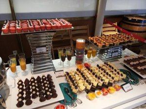 Tips Bercuti Dengan Star Cruise Libra - Langkawi, Penang & Phuket - Dessert