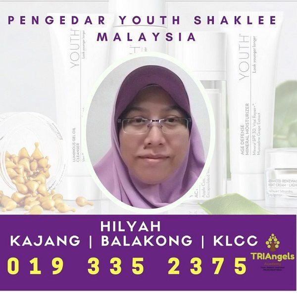 Agen Youth Shaklee Kajang, KLCC, Balakong - Agen Shaklee Youth Kajang, KLCC, Balakong