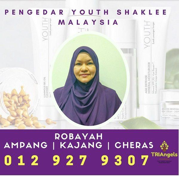 Agen Youth Shaklee Malaysia - Shaklee Youth Malaysia - Pengedar Youth Shaklee Ampang - Kajang - Cheras