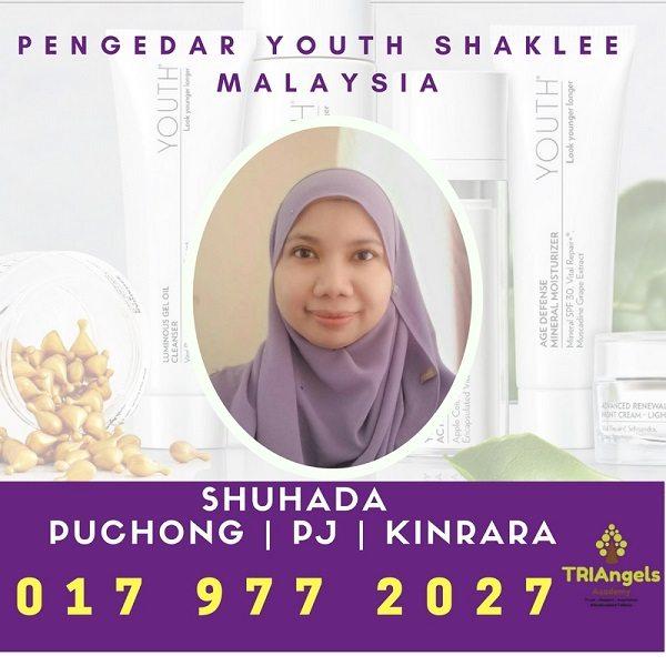 Agen Youth Shaklee Puchong, Kinrara, Petaling Jaya - Shaklee Youth Agent Puchong, PJ, Kinrara