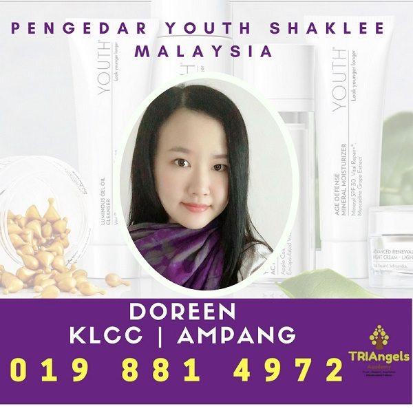 Shaklee Youth Ampang, KLCC - Agen Youth Shaklee Ampang, KLCC