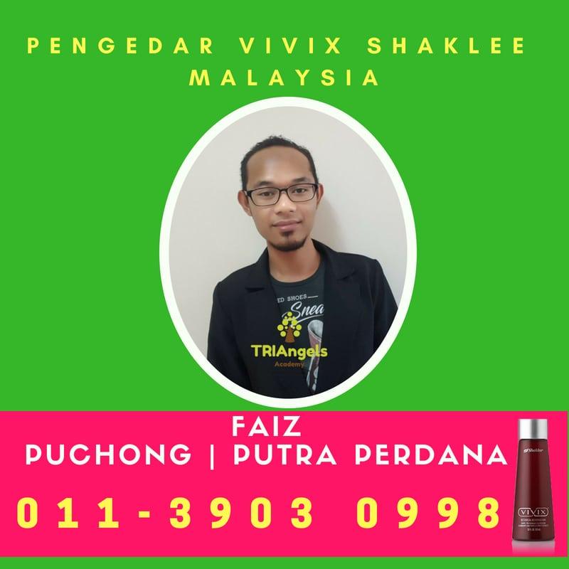 Pengedar Shaklee Puchong - Agen Shaklee Puchong - Pengedar Vivix Shaklee Puchong - Shaklee Puchong - Agen Shaklee Puchong
