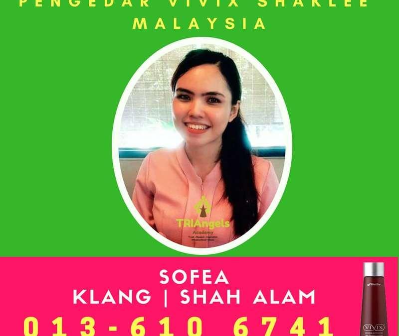 Pengedar Shaklee Klang, Shah Alam | Agen Vivix Shaklee Klang Shah Alam