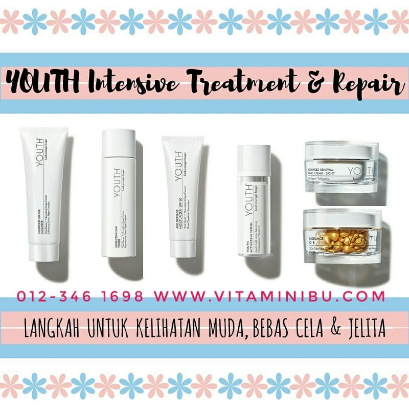 Harga Youth Shaklee - Youth Shaklee - Shaklee Youth Intensive Treatment & Repair