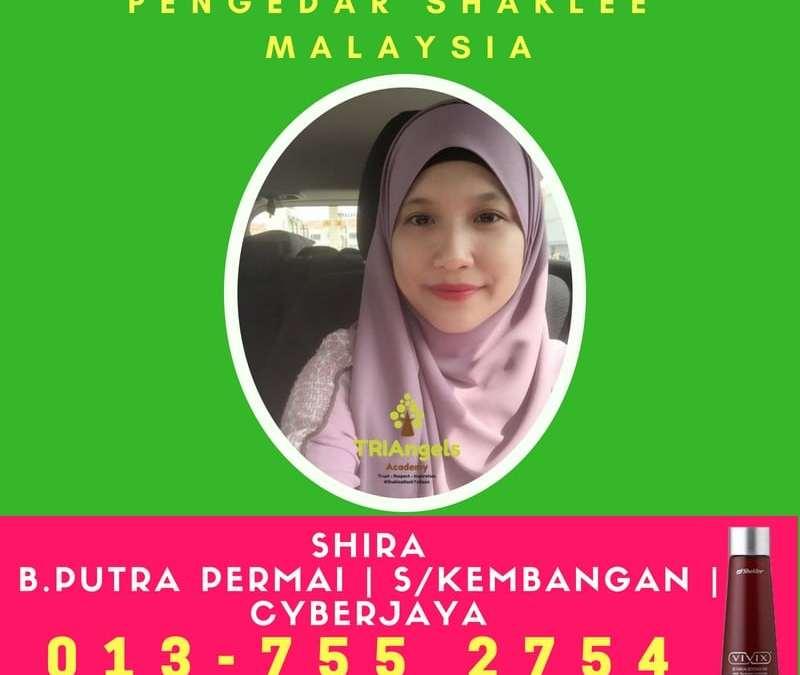 Pengedar Shaklee Bandar Putra Permai, Seri Kembangan Dan Cyberjaya