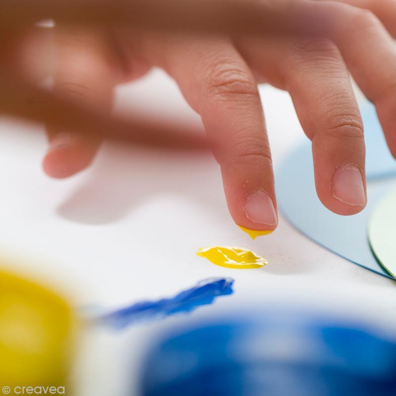 Peinture au doigt Vit'anime