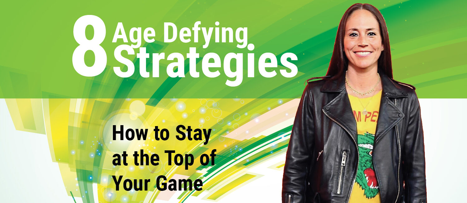 Age Defying Strategies Vitargo