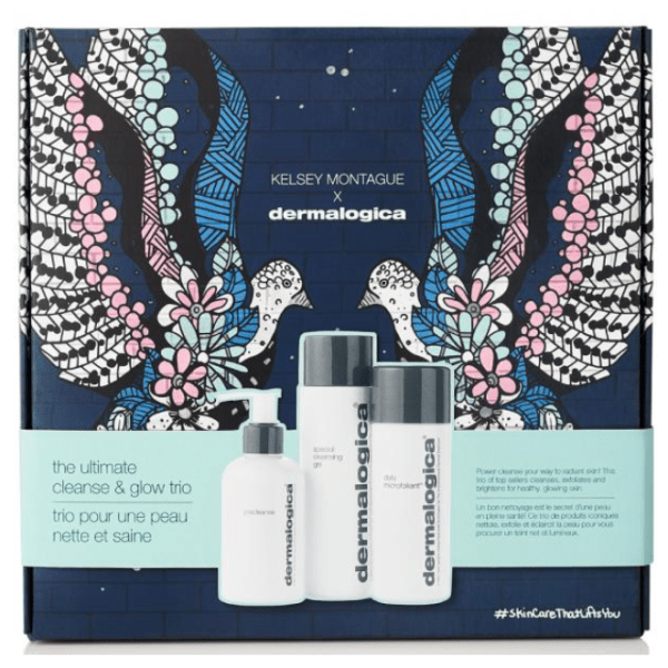 Dermalogica The Ultimate Cleanse And Glow Trio Gift