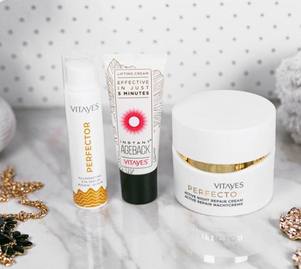 pacchetto per la beauty routine della mattina: siero illuminante, crema giorno e crema lifting