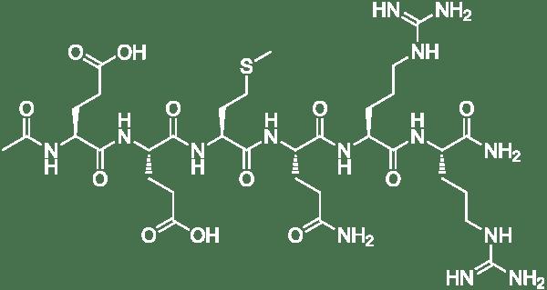 Argirelina molecola innovativa per la cosmetica: effetto lifting e effetto antirughe, curativo, migliorativo sulla pelle matura e sulle cicatrici.